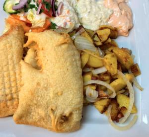 Backfisch – Meeresküche Metzner
